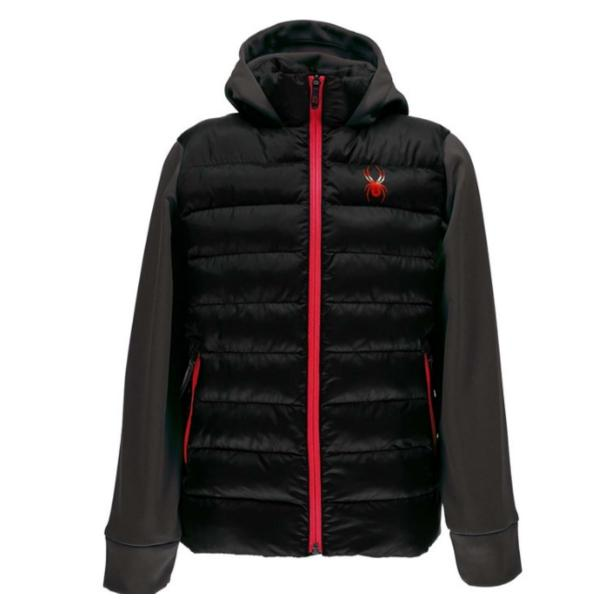 Spyder Boys Mt Elbert Synthetic Down Jacket