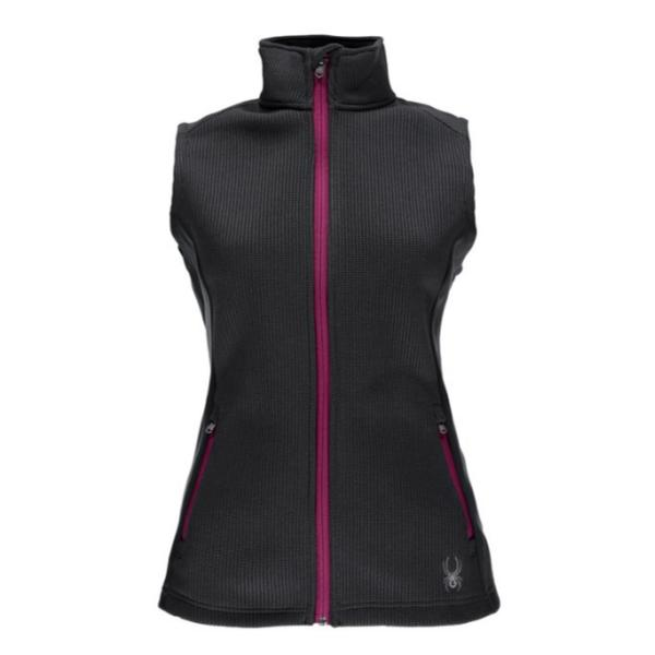 Spyder Women's Melody Full Zip Mid Weight Stryke Vest