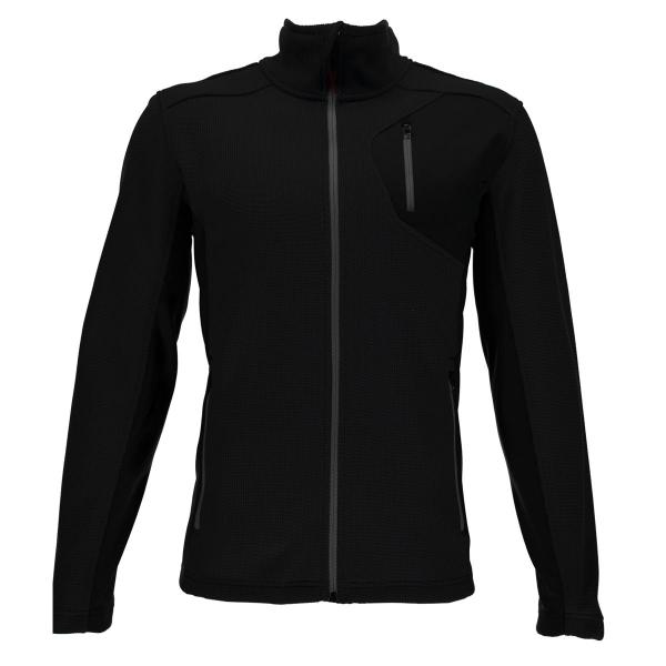 Spyder Men's Bandit Full Zip Light Weight Stryke Jacket