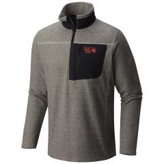 Men's Toasty Twill Fleece Half Zip
