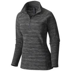 Mountain Hardwear Women's Snowpass Fleece Zip T