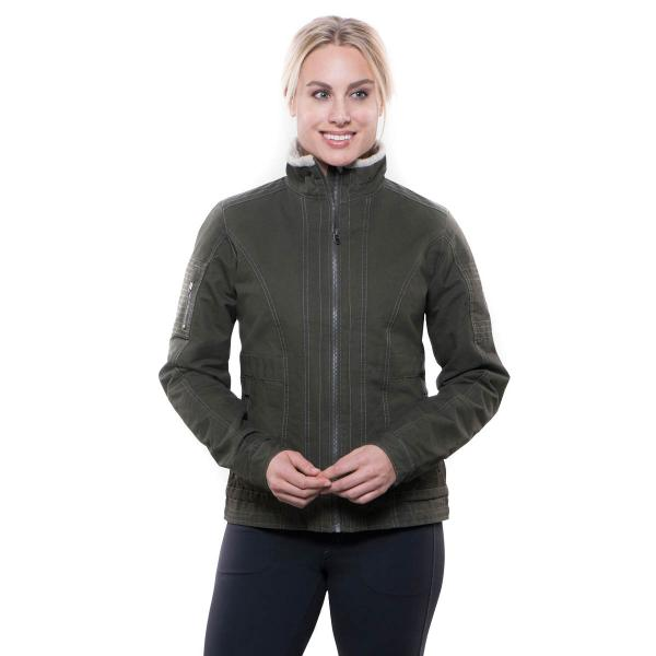 Kuhl Women's Lined Burr Jacket