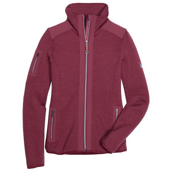 Kuhl Women's Winterthur Full Zip Fleece