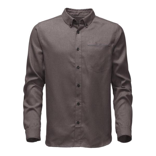 The North Face Men's Long Sleeve Thermo Core Twill Shirt