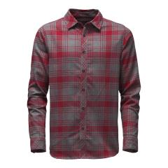 The North Face Men's Long Sleeve Approach Flannel - Discontinued Pricing