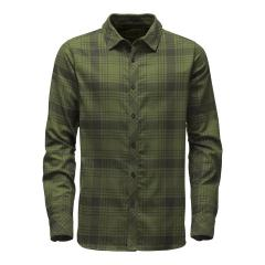 Men's Long Sleeve Approach Flannel