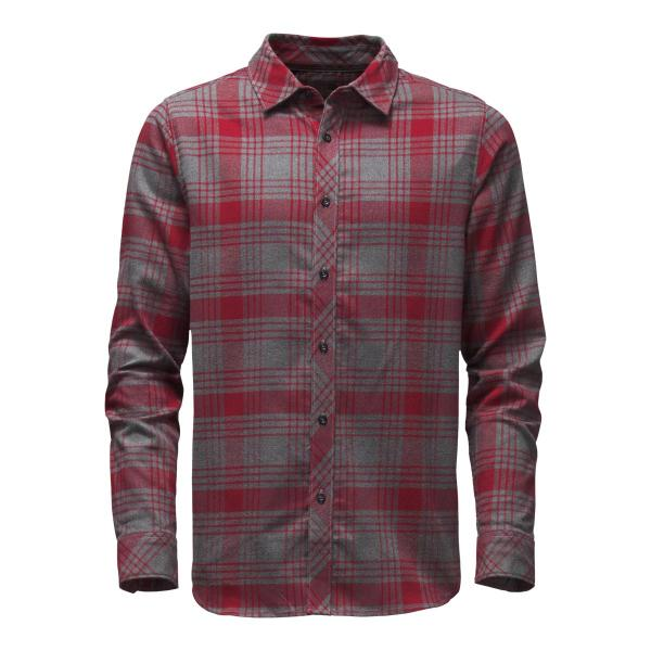 The North Face Men's Long Sleeve Approach Flannel