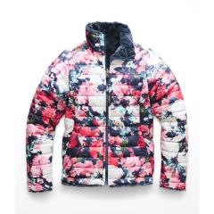 Girls' Reversible Mossbud Swirl Jacket - Past Season
