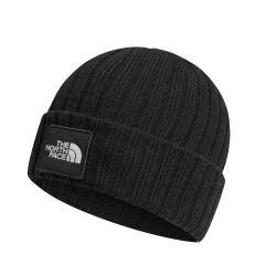The North Face TNF Logo Boxed Cuffed Beanie