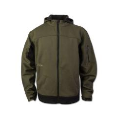 Men's Hooded Stretch Cambium Jacket