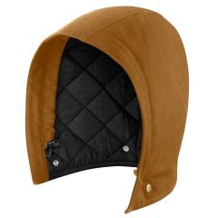 Men's Quilt Lined Duck Hood