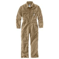 Men's Flame Resistant Deluxe Coverall