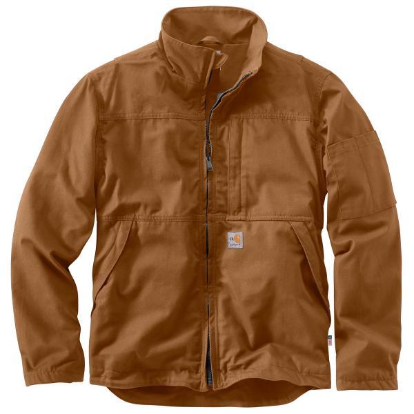 9789cea042ec Carhartt Men s Flame Resistant Full Swing Quick Duck Jacket
