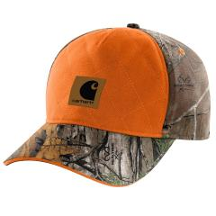 Carhartt Men's Upland Quilted Cap - Discontinued Pricing