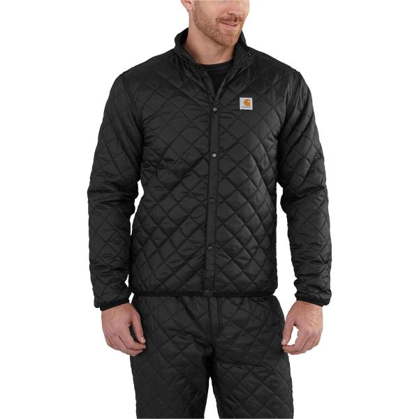 Carhartt Men's Yukon Quilted Base Layer Top