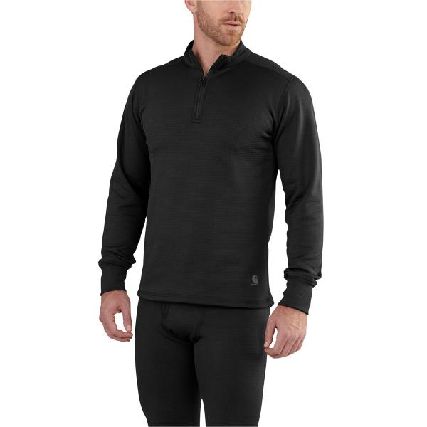 Carhartt Men's Base Force Extremes Super Cold Weather Quarter Zip