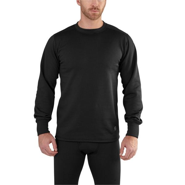 Carhartt Men's Base Force Extremes Super Cold Weather Crewneck