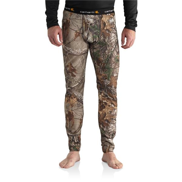 Carhartt Men's Base Force Extremes Cold Weather Camo Bottom