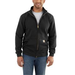 Carhartt Men's Haughton Midweight Mock-Neck Zip Sweatshirt