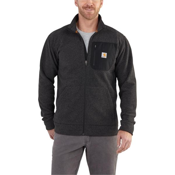 Carhartt Men's Walden Full-Zip Sweater Fleece