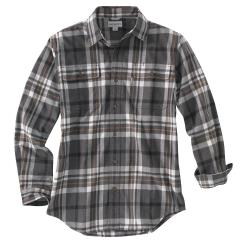 Carhartt Men's Hubbard Classic Plaid Shirt - Discontinued Pricing
