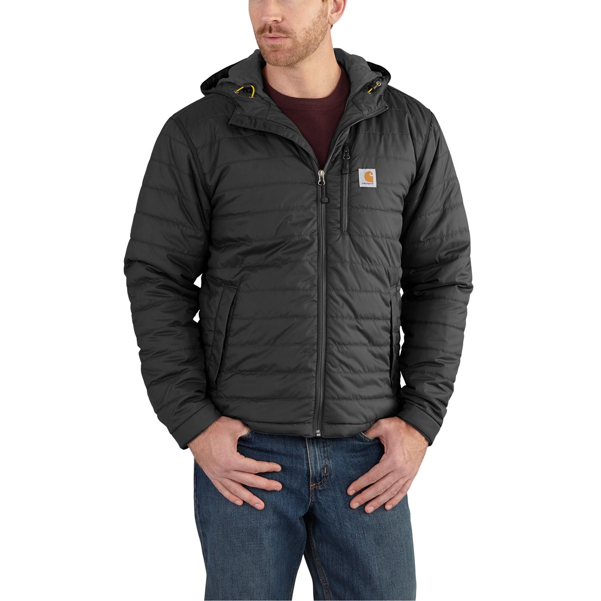 Carhartt Men's Gilliam Hooded Jacket
