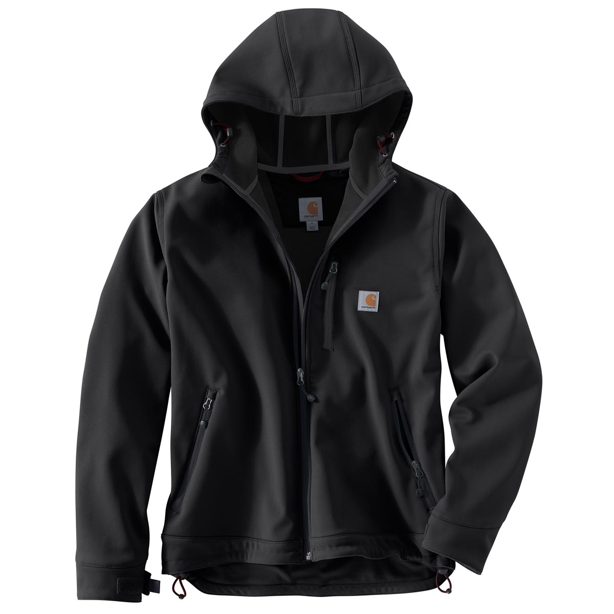 Carhartt Mens Crowley Hooded Jacket