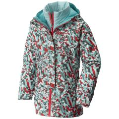 Columbia Girls' Whirlibird Interchange Jacket