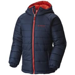 Youth Tree Time Puffer Jacket