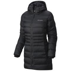 Columbia Women's Hellfire Mid Down Hooded Jacket