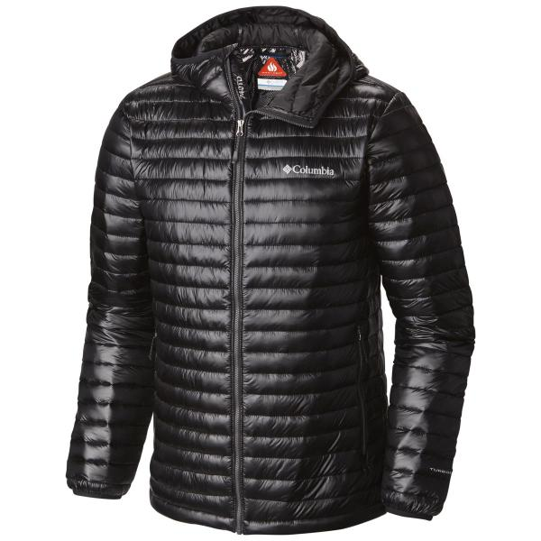 Columbia Men's Platinum Plus 740 TurboDown Hooded Jacket