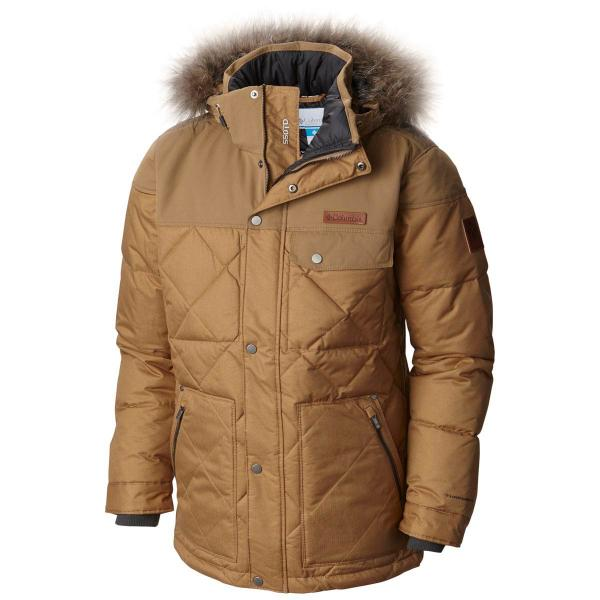Columbia Men's Barlow Pass 550 TurboDown Quilted Jacket