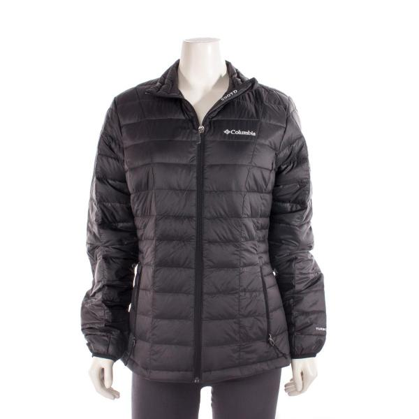 Columbia Women's Voodoo Falls 590 TurboDown Jacket Extended Sizes