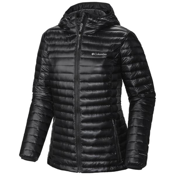 Columbia Women's Platinum Plus 740 TurboDown Hooded Jacket