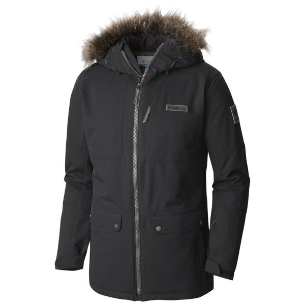 Columbia Men's Catacomb Crest Parka