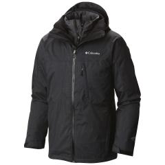 Columbia Men's Whirlibird Interchange Jacket