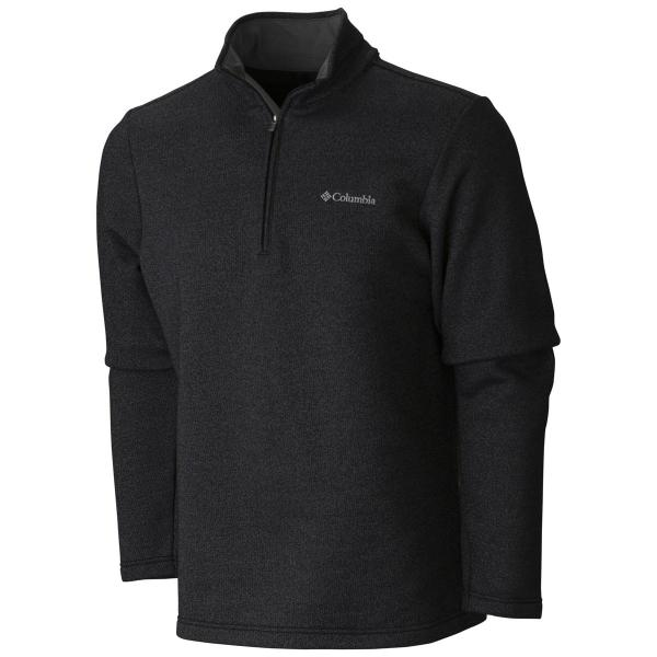 Columbia Men's Great Hart Mountain III Half Zip - Tall