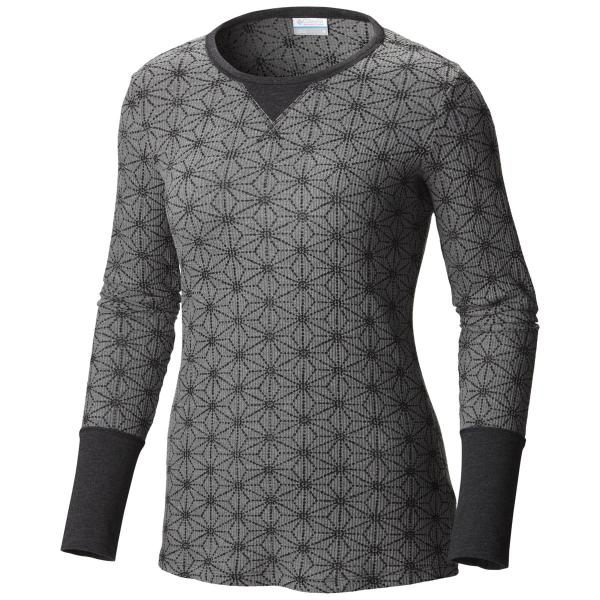 Columbia Women's Weekday Waffle II Burnout Long Sleeve