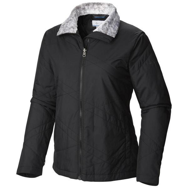 Columbia Women's Sleet to Street Interchange Jacket Extended Sizes