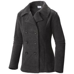 Columbia Women's Benton Springs Pea Coat Extended Sizes