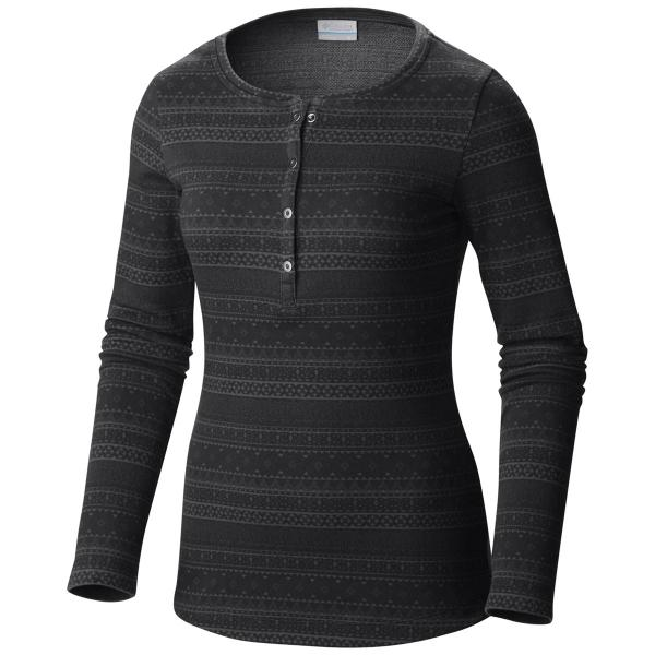 Columbia Women's Aspen Lodge Jacquard Henley
