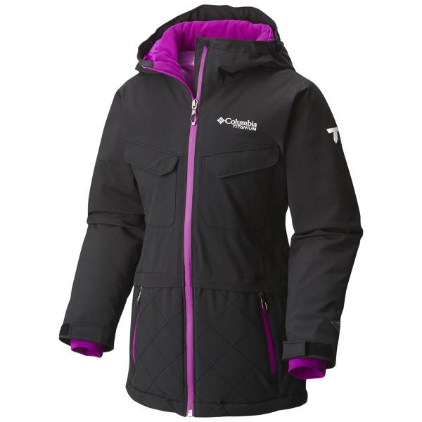 Columbia Girls' EmPOWder Jacket
