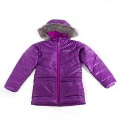 Columbia Girls' Katelyn Crest Mid Jacket