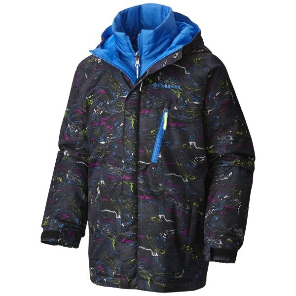 Columbia Youth Whirlibird Interchange Jacket