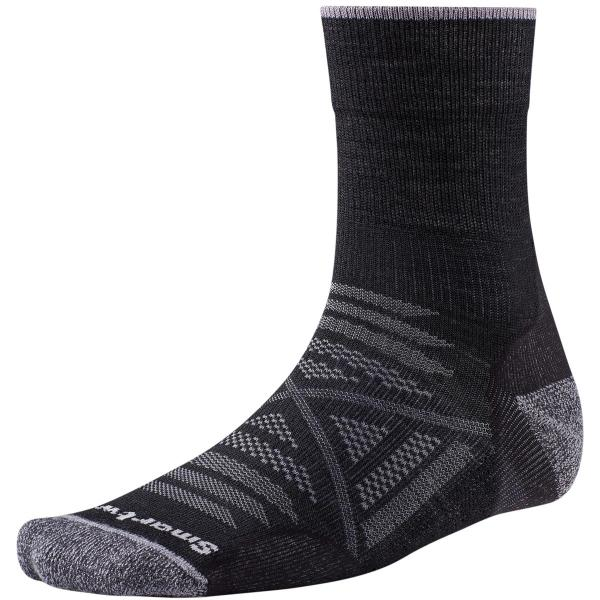 Smartwool Men's PhD Outdoor Light Mid Crew