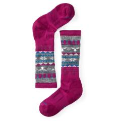 Girls' Wintersport Fairisle Moose