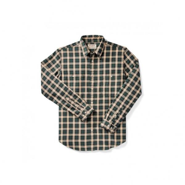 Filson Men's Wildwood Shirt