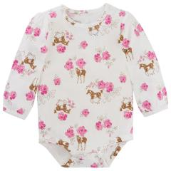 Carhartt Infant Girls' Race for the Roses Bodyshirt