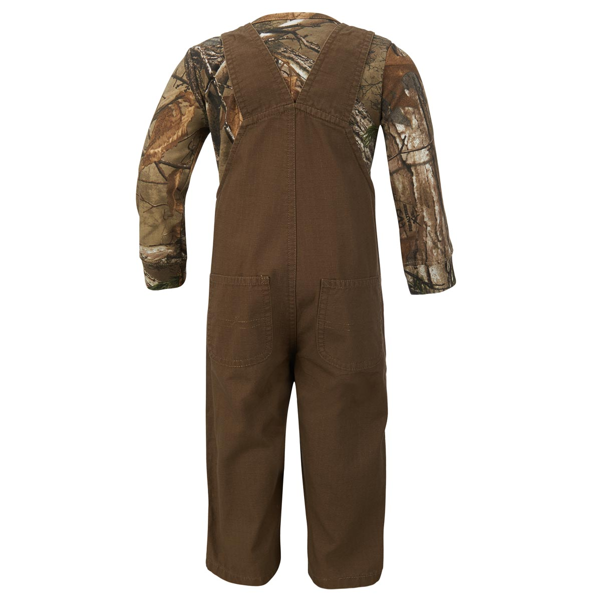 Carhartt Infant Boys' Camo Coverall Set