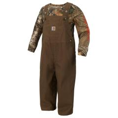 Infant Boys' Camo Coverall Set